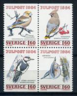 Sweden 1984 Suecia / Birds MNH Aves Vögel / Iy23   1 - Pájaros