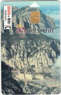 SPAIN - Montserrat, 05/99, Used - Spain