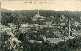 76 GRUCHET-LE-VALASSE ++ Vue Générale ++ - Sonstige Gemeinden