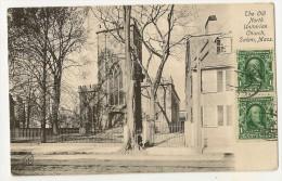 S2321 -  The Old North Unitarian Church, Salem, Mass. - Etats-Unis
