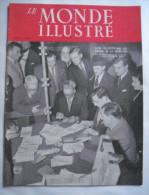 LE MONDE ILLUSTRE: 1948 :TRUMAN..CHINE-SHANGHAÏ-NANKIN..CHEVEAUX....Etc... - Other