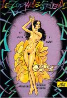 Illustrateur CHARLES BERG Le Zodiac Etrusque GYPSE   (nu Nue Horoscope) E12 FORUM CARTES Et COLLECTIONS* PRIX FIXE - Illustrators & Photographers