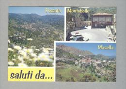 MONTEBELLO JONICO E FRAZIONI..REGGIO CALABRIA.....CALABRIA - Other Cities