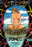 Illustrateur CHARLES BERG Le Zodiac Etrusque PONCE  (nu Nue Horoscope) E1 FORUM CARTES Et COLLECTIONS*PRIX FIXE - Illustrators & Photographers