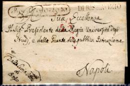 Roccagloriosa 00634e - 1. ...-1850 Prefilatelia
