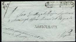Roccagloriosa 00634g - 1. ...-1850 Prefilatelia