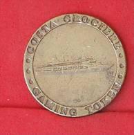 TOKEN - COSTA CROCIERE -  (Nº10772) - Casino