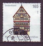 BRD - 2012 - MiNr. 2931 - Gestempelt - BRD