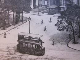 CPA Paris > Paris-Saint-Germain Auxerrois Autobus Tramway Circulation Surface - Other