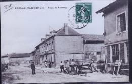 CERNAY  EN DORMOIS - France