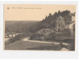 Chiny S/Semois Chapelle Norte-Dame Et Vleux Pont - Circulee - Chiny