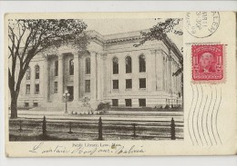 S2324 -  Public Library, Lynn, Mass. - Etats-Unis
