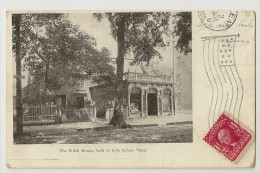 S2325 -  The Witch House, Built In 1634, Salem, Mass. - Etats-Unis