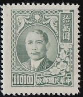 CHINA - Scott #758 Dr. Sun Yat-sen (*) / Mint NG Stamp - China