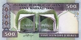 NEUF : BILLET DE 500 RIALS - IRAN - Iran