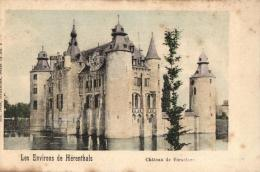 BELGIQUE - ANVERS - HERENTALS - HERENTHALS - Les Environs De ... - Château De Vorselaer. - Herentals