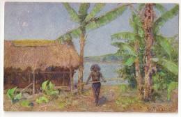 S2350 - Papou En Nouvelle Guinée - Papouasie-Nouvelle-Guinée
