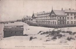 BERCK-PLAGE Le Grand Hôtel De La Plage - Berck