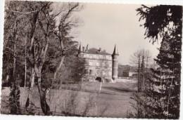 CPSM - LURIECQ (42) - Le Château De Valinches - Other Municipalities