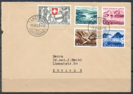 BRADERIE SUISSE - SCHWEIZER AUSVERKAUF - CLEARANCE SWISS SALES - ENVOI ORDINAIRE GRATUIT - Storia Postale