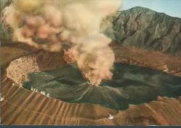 VESUVIO - VEDUTA DEL CRATERE PRIMA DELL'ERUZIONE  DEL 1944 - NUOVA - Italia