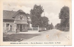 MORSANG SUR ORGE - Parc Beauséjour - Avenue Marthe, La Poste - Morsang Sur Orge