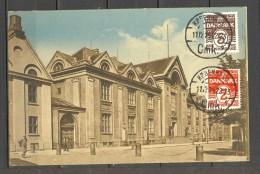 1929 DINAMARCA, COPENHAGUE - GAMMELSTRAND, TARJETA POSTAL CIRCULADA A SORIA. - Dinamarca
