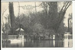 VIBRAC Près CHATEAUNEUF SUR CHARENTE , Bords De La Charente , Vue Panoramique , 1924 , CPA ANIMEE - Other Municipalities