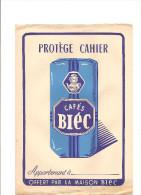 Protège Cahier Café Biéc Offert Par La Maison Biéc - Protège-cahiers