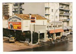 "ALPES-MARITIMES / CANNES - LA BOCCA / Hôtel-Restaurant ""LES JUMELLES"", 124 Av. TONNER  ( Pub. MICHELIN + Station TOTAL )"