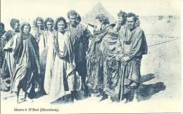 MAURITANIE - Maures à M'Bout - Mauritania