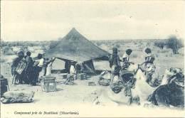 MAURITANIE - Campement Près De Boutilimit - Mauritania