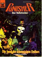 Comics  Punisher Band 3 -  Der Vollstrecker  -  Die Insel Der Schmutzigen Dollars   -  Bastei Verlag - Books, Magazines, Comics