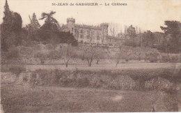 BOUCHES DU RHONE SAINT JEAN DE GARGUIER LE CHATEAU - France