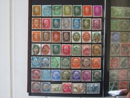 VEND BEAU LOT DE TIMBRES D ´ ALLEMAGNE 1928 - 1935 !!!! - Deutschland