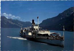 Brienzersee - Dampfschiff Lötschberg - BE Bern