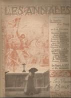 journal LES ANNALES , 27 d�cembre 1914 , avec les voeux de HANSI , militaria  ,le supplice d�un peuple, frais fr : 2.50�
