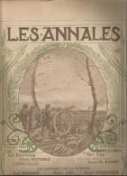 journal LES ANNALES , 3 janvier 1915 , le journal de la guerre , militaria  ,le Reichstag , frais fr : 2.50�