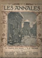 journal LES ANNALES , 10 janvier 1915 , le journal de la guerre , militaria  ,le supplice d�un peuple , frais fr : 2.50�