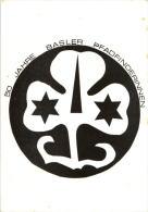 Basel - 50 Jahre Basler Pfadfinder - BS Basel-Stadt