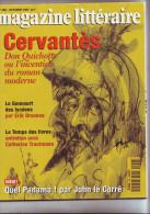 Le Magazine Litteraire 358 - Octobre 1997 - Cervantes - Don Quichotte - Autres