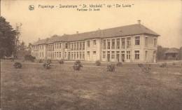 Poperinge: Sanatorium �St Idesbald� op �De Lovie�: Paviljoen St Jozef