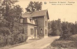 Poperinge: Sanatorium �St Idesbald� op �De Lovie�: woonhuis van den EH Aalmoezenier