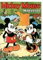 Mickey Mouse ..... ( 2 Scanne -- Réf 8829  ) - Disney