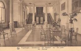 Poperinge: Sanatorium �St Idesbald� op �De Lovie�: hall - wachtzaal