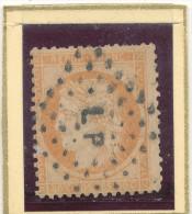 N°38 NUANCE ET OBLITERATION. - 1870 Siège De Paris