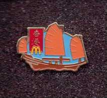 PINS ARTHUS BERTRAND MCDONALD´S MAC DONALD´S HONG-KONG - McDonald's