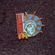 PINS ARTHUS BERTRAND MCDONALD´S MAC DONALD´S NEW-YORK - McDonald's