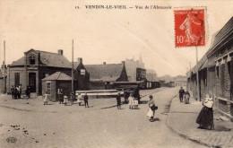 VENDIN LE VIEIL   -  Vue De L' Abreuvoir - Francia
