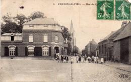 VENDIN LE VIEIL   -   Rue De............ - Francia